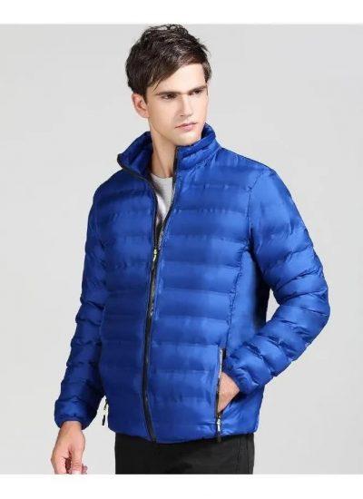 Chaqueta Hombre Termo Sellada Azul Marino 03