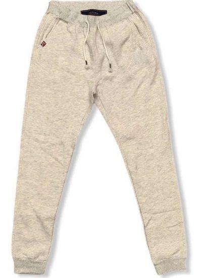 Pantalón De Sudadera Jogger Mujer Beige